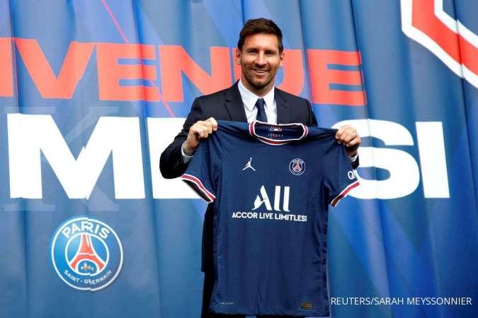 Messi Angkat Pamor Kripto Klub Bola Dunia Menggocek Kripto