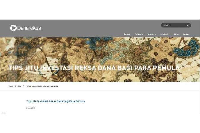 Kontan - Bank DBS Indonesia Adv Online
