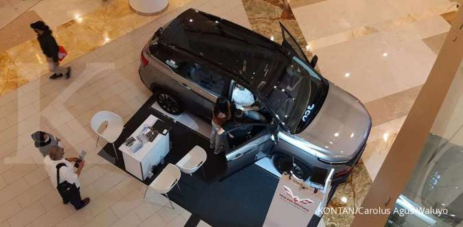 Insentif PPnBM & GIIAS Dorong Penjualan Otomotif