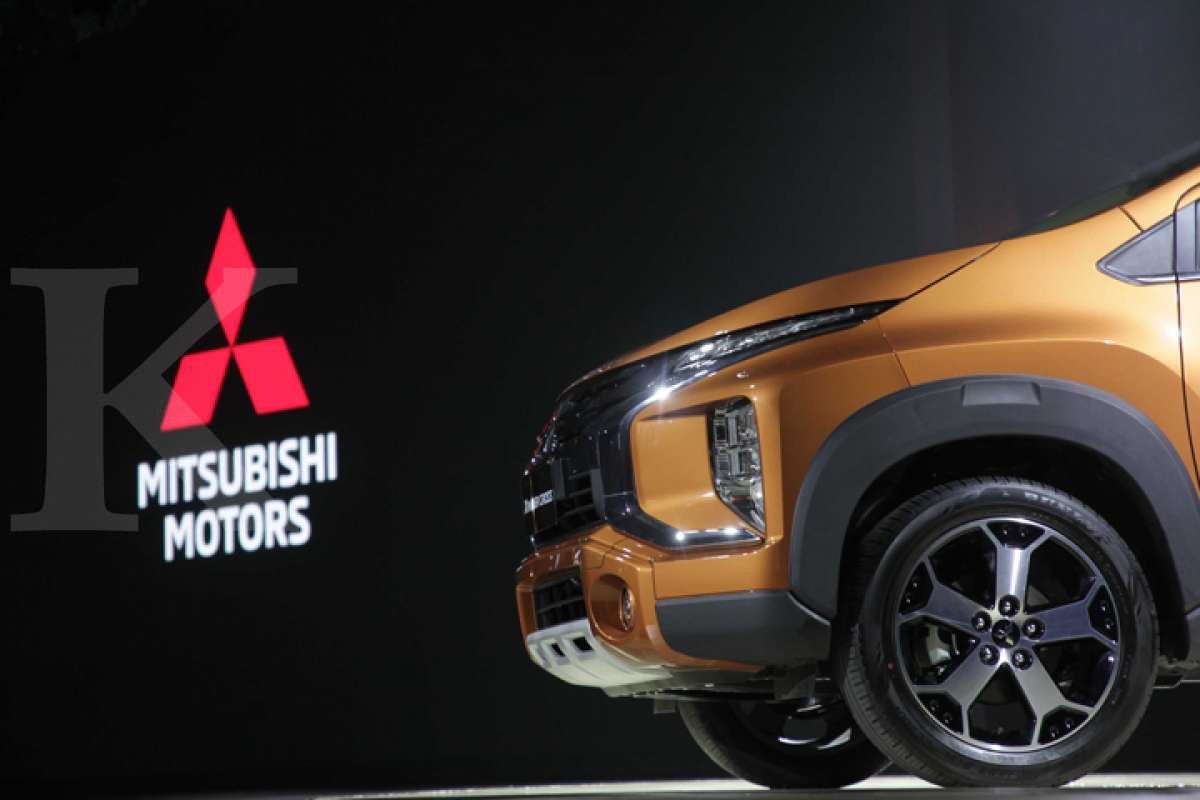 World premiere Mitsubishi Xpander Cross