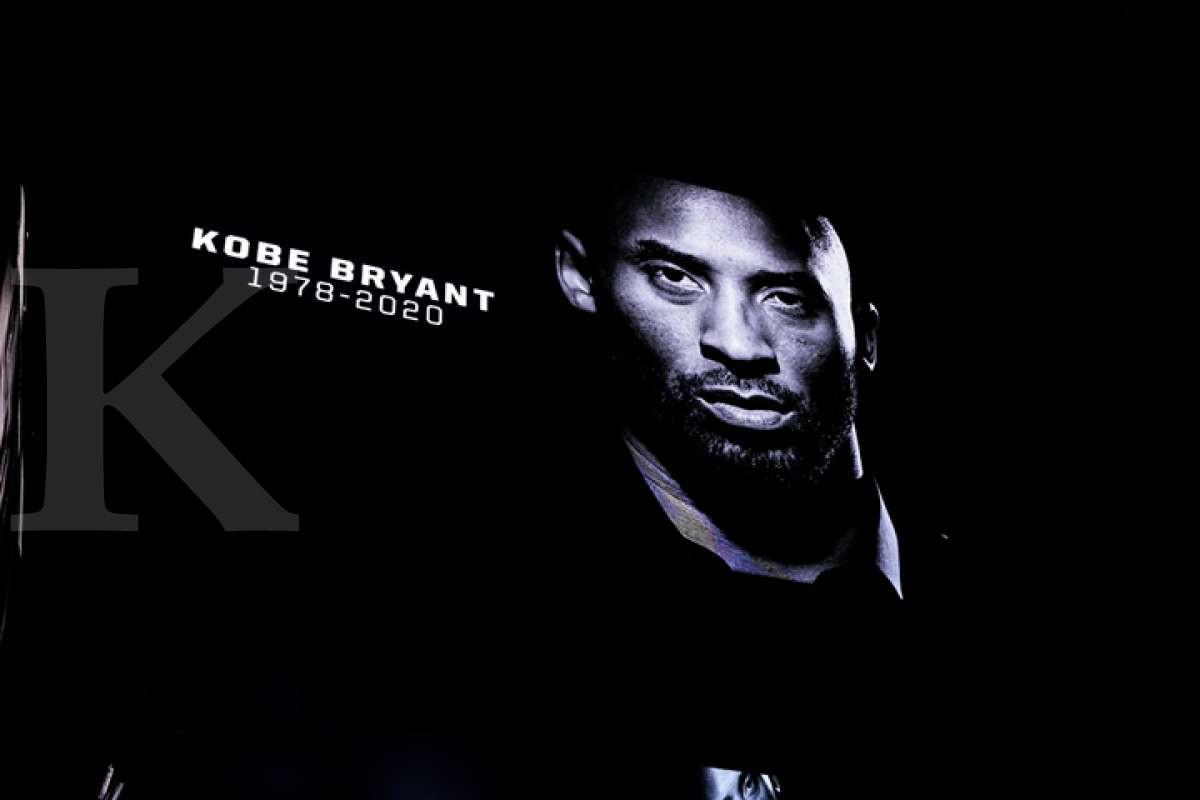 Duka untuk legenda NBA Kobe Bryant