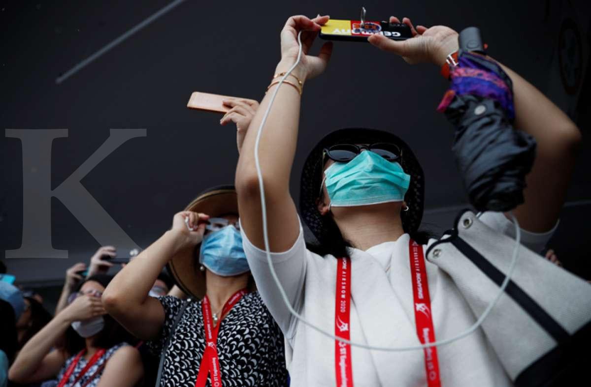 Singapore Airshow 2020 dibayangi virus corona