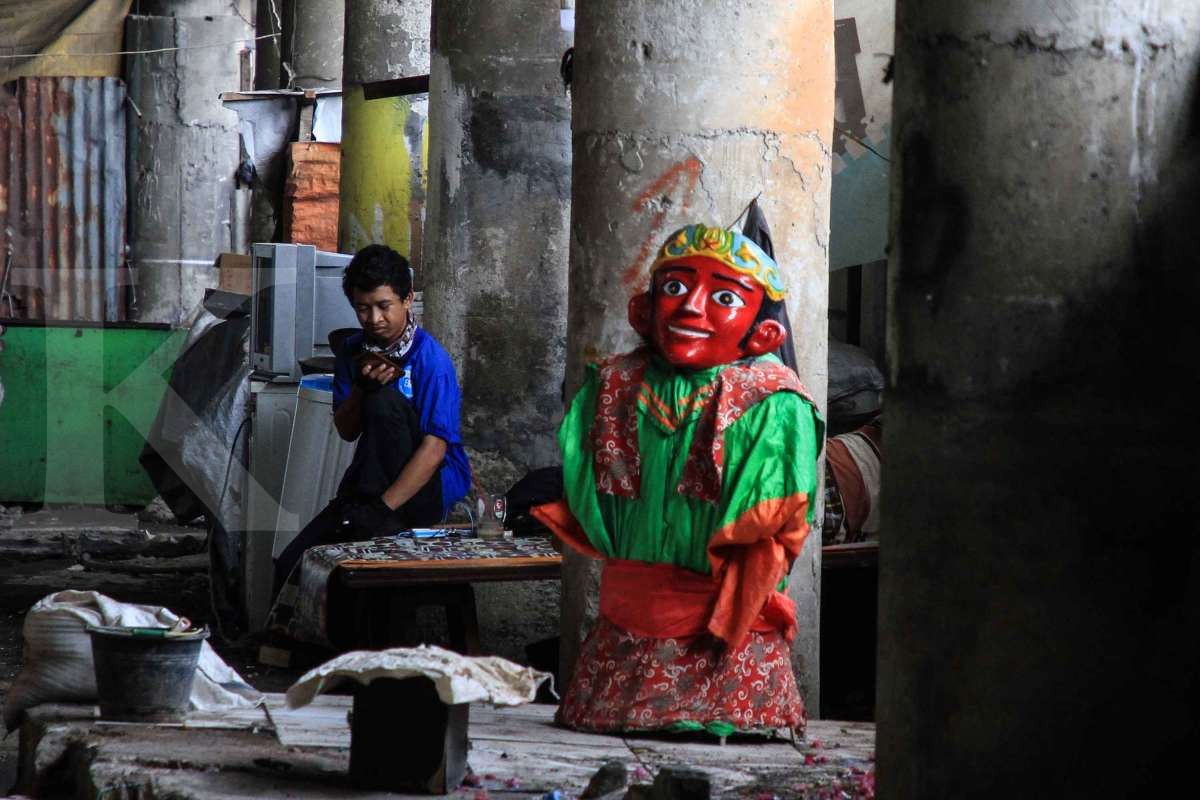 Angka kemiskinan DKI Jakarta meningkat di tengah pandemi