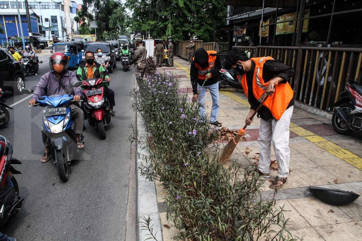 Penerapan kembali PSBB total di Jakarta