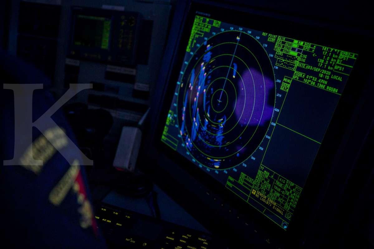 Pantau radar